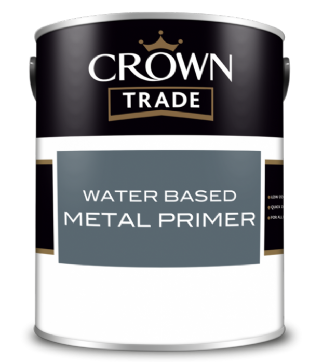 Crown Water Based METAL Primer